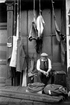 Henri Cartier-Bresson - New York City. 1935.