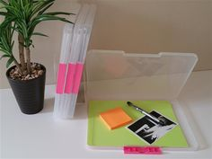4 Pack Document Case - A4