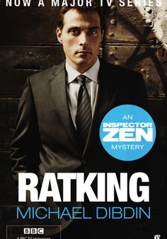 'Ratking' by Michael Dibdin [click on cover for sample]