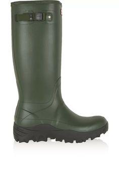 Shop Hunter Tall Snow Wellington Boots from stores. Wellies Boots, Hunter Original, Wellington Boot, Platform Shoes, Hunter Boots, Rubber Rain Boots, Preppy, Snow, Shoe Bag