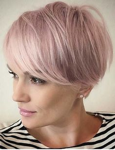 60 Sensational Side Swept Short Pixie Haircuts in 2018. Chic side swept short pixie haircuts and hairstyles for 2018. This is one of the short haircuts which is much liked among the top fashionable women and gorgeous celebrities. This is also great pixie haircuts if you want to make your short hair styles more attractive and cute without making it too short.