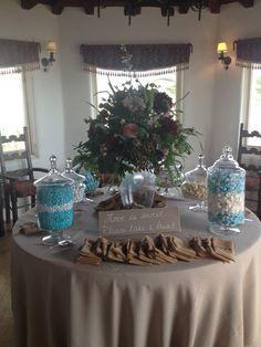 Love is sweet! Casa Romantica Wedding