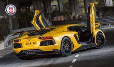 Novitec Lamborghini Aventador Torado Kit