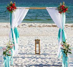 Malibu Beach Weddings