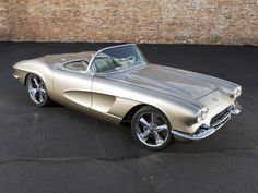 It isn't always not being able to raise enough money that stops a person from buying a collectible Corvette, and that holds true especially if the series under consideration is a C1. http://www.hotrod.com/cars/featured/1605-1962-corvette-sells-at-barrett-