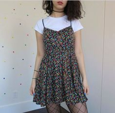 T-shirts and dresses were in in the 90's.