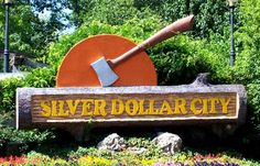 Silver Dollar City is a great park with the feel of an 1800s town. Get your thrills on one of the many roller coasters or other rides, see craftsmen as they work, enjoy a great variety of hearty meals and sweet treats, go shopping, and much much more!