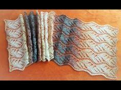 "Cum tricotăm șal ,,Zâmbetul toamnei"" - PARTEA I / Tutorial pas cu pas Crochet, Knitting, Youtube, Graz, Crochet Hooks, Tricot, Crocheting, Breien, Knitting And Crocheting"