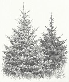 Pingl par virginie rolle sur coloriage pinterest dessin dessin paysage et paysage - Dessiner un paysage d hiver ...