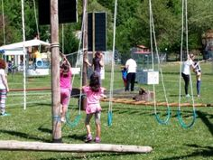 Ropes Course, Soccer, Parenting, Park, Sports, Hs Sports, Football, European Football, Excercise