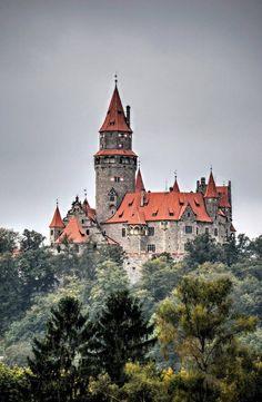Bouzov, Czech republic