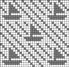 VFL.Ru это, фотохостинг без регистрации, и быстрый хостинг изображений. Knitting Charts, Knitting Stitches, Knitting Patterns, Crochet Patterns, Motif Fair Isle, Fair Isle Chart, Summer Knitting, Fair Isle Knitting, Crochet Chart