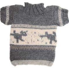 free knit patterns for large dog sweaters - ridufirm
