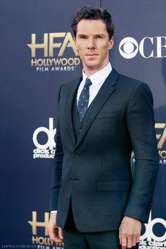 Benedict Cumberbatch - him on November 14
