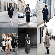 If You're Thinking About…… Girls in Glasses « The Sartorialist