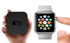 #‎Apple‬ Unveiled Its Future Major Updates For Both Apple Watch & Apple TV   #AppleWatch #AppleTV