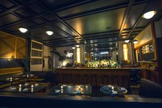 The best new bars in NYC.