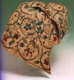 From the Blackwork Guild, an excellent collection of extant period blackwork and polychrome embroidered garments (smocks, coifs, jackets, etc).