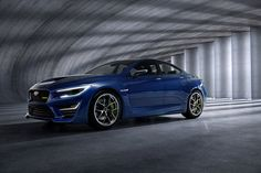 Simply stunning! The new Subaru WRX concept revealed