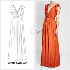 #fashion #sewing #illustration #technicaldrawing #flatdesigns #love #sketch #sketching #drawing #fashionillustration #fashionillustrator #fashiondesign #fashiondesigner
