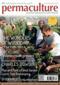 Permaculture Spring 2015 issue out now!