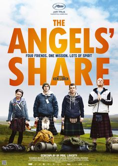 The Angels' Share-Ken Loach