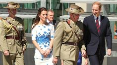 Prince William and Kate visit Brisbane on Day 4 of Australian Tour