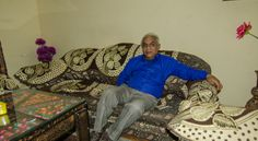 """Baldev—The benevolent: """"Baldev's compassionate ways of social service run in the family. His late wife, he says, would do the laundry for the attendants. When she died, Baldev adds, three Kashmiris shouldered her bier."""""""