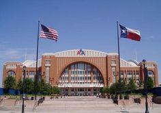 Home of The #Dallas #Mavericks and The Dallas #Stars.