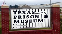 Texas Prison Museum, TX; Conquered 12.30.9 | Photo Credit: Stefanie Mullins