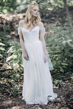 Wilis in tulle and lace with the Jean skirt