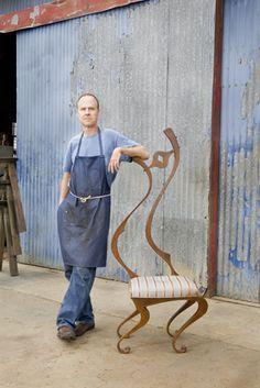 John Suttman - artist furniture maker