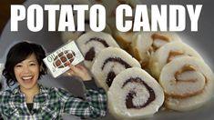DIY Old Fashioned POTATO CANDY & Irish Potatoes Taste Test