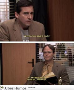 Turns out Dwight was right all along…