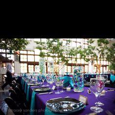 The 53 best Purple & teal wedding ideas images on Pinterest | Purple ...