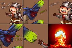 Monster hunter comic - Brachfist by FonteArt on DeviantArt