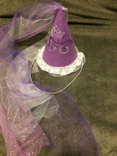A personal favorite from my Etsy shop https://www.etsy.com/listing/266777743/princess-birthday-party-hat-photo-prop