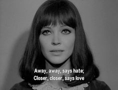 Alphaville (1965). Anna Karina
