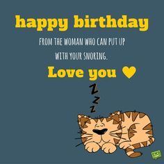 Smart Birthday Wishes For Your Husband