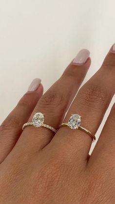 Oval Engagement, Beautiful Engagement Rings, Wedding Engagement, Diamond Engagement Rings, Rectangle Engagement Rings, Oval Diamond, Diamond Rings, Oval Rings, Men Rings