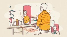 MR PORTER - HOW TO DEAL WITH STRESS on Behance