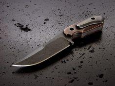 Custom Neck Knife 182