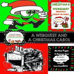 Christmas Mega Bundle Kinder and Elementary Graders!