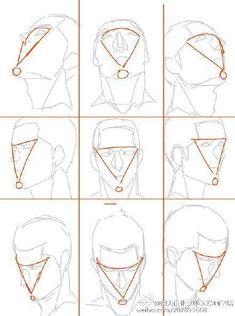 Tutorials Anatomy Sketches, Anatomy Drawing, Anatomy Art, Art Drawings Sketches, Anatomy Study, Human Figure Drawing, Figure Drawing Reference, Art Reference Poses, Drawing Skills