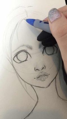 Ideas for eye drawing reference awesome Drawing Techniques, Drawing Tips, Drawing Reference, Sketch Drawing, Drawing Art, Drawing Letters, Design Reference, Manga Drawing, Pencil Art Drawings