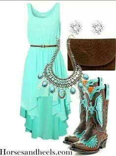 Cute dress , minus the boots
