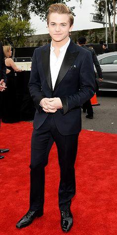 Grammys Awards 2014: Arrivals - Hunter Hayes, People.com