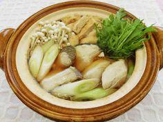 ブリと水菜の生姜鍋の画像