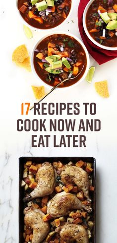17 Yummy Batch-Cooking Meals That Will Get You Through The Week