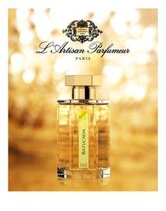 L'Artisan Parfumeur // advertising print design